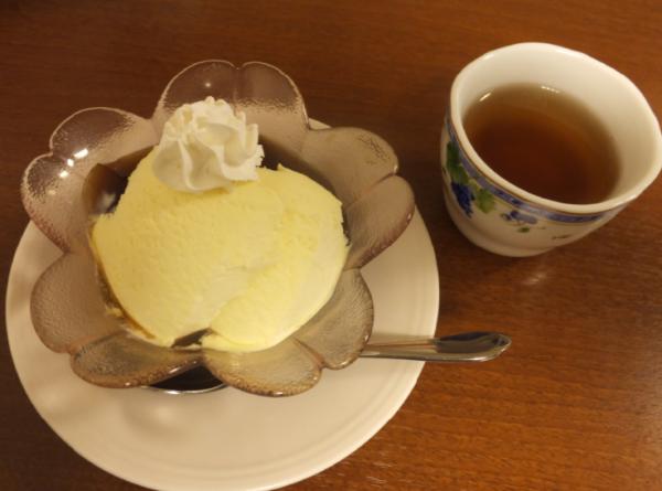 cafe航路・コーヒーゼリー
