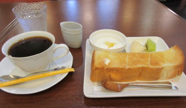 cafe航路・モーニングサービス