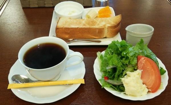 カフェ航路・サラダモーニング