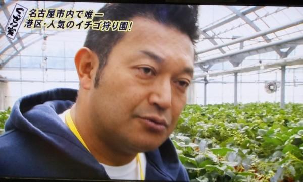 いちご畑3